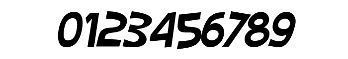 SF Slapstick Comic Oblique Font OTHER CHARS
