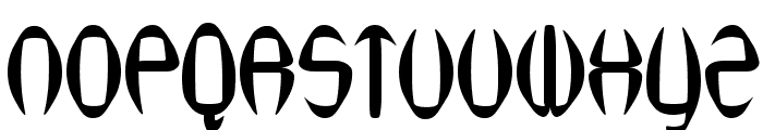 SF Synthonic Pop Font UPPERCASE