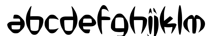 SF Synthonic Pop Font LOWERCASE