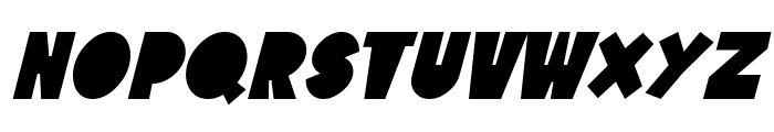 SF Tattle Tales Italic Font UPPERCASE