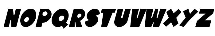 SF Tattle Tales Italic Font LOWERCASE
