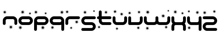 SF Technodelight Bold Font UPPERCASE