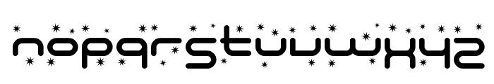 SF Technodelight Font UPPERCASE