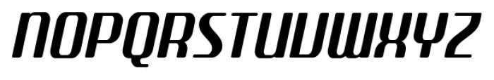 SF Quartzite Pro Cond Italic Font UPPERCASE