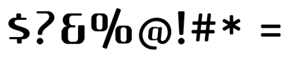 SF Quartzite Pro SC Regular Font OTHER CHARS