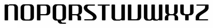 SF Quartzite Pro SC Regular Font UPPERCASE