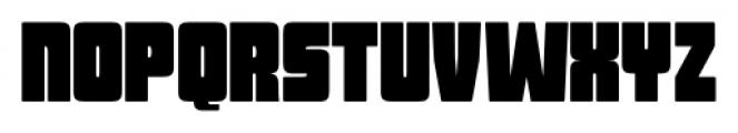 Sforzando Alto Medium Font UPPERCASE