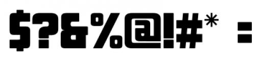 Sforzando  Medium Font OTHER CHARS