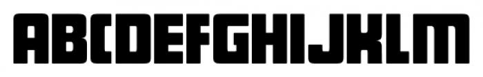 Sforzando  Medium Font UPPERCASE