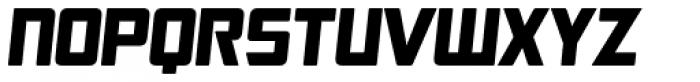 SF Animatron Bold Italic Font UPPERCASE
