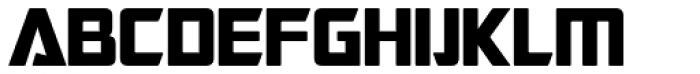 SF Animatron Bold Font UPPERCASE