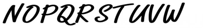 SF Change Font UPPERCASE
