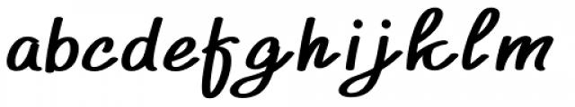 SF Change Font LOWERCASE