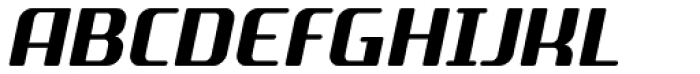 SF Quartzite Pro Bold Italic Font UPPERCASE