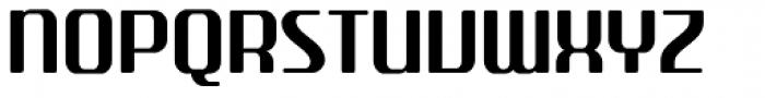 SF Quartzite Pro Cond Font UPPERCASE
