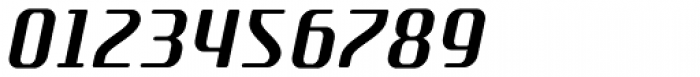 SF Quartzite Pro SC Italic Font OTHER CHARS