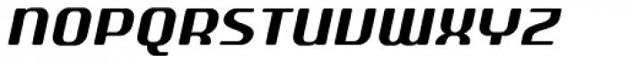 SF Quartzite Pro SC Italic Font LOWERCASE