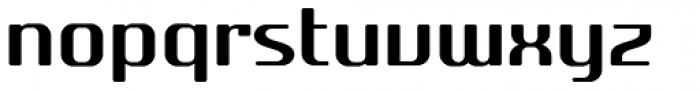 SF Quartzite Pro Font LOWERCASE