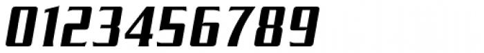 SF Tekamah Bold Italic Font OTHER CHARS