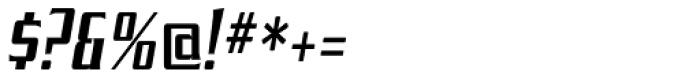 SF Tekamah Cond Italic Font OTHER CHARS