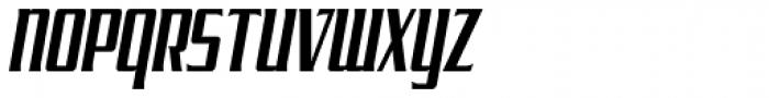 SF Tekamah Cond Italic Font UPPERCASE