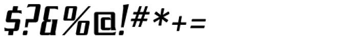 SF Tekamah Italic Font OTHER CHARS