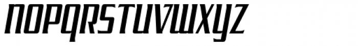 SF Tekamah Italic Font UPPERCASE