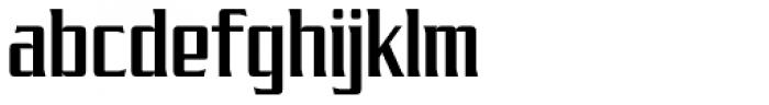 SF Tekamah Font LOWERCASE