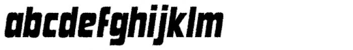 SFPortabello Condensed Italic Font LOWERCASE