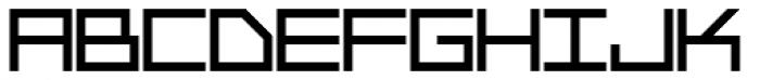 SFSquare Head Pro Font UPPERCASE