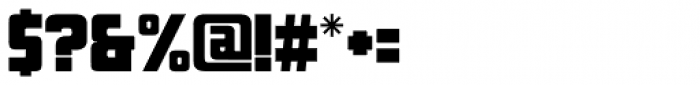 Sforzando Font OTHER CHARS