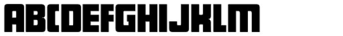 Sforzando Font UPPERCASE