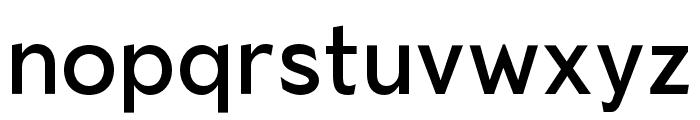 SG Alternative High-Alt Font LOWERCASE