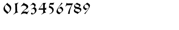 SG Alte Schwabacher SB Regular Font OTHER CHARS
