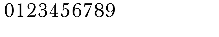 SG Baskerville No 1 SB Regular Font OTHER CHARS