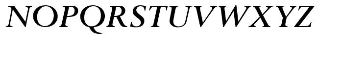 SG Berling SB Bold Italic Font UPPERCASE