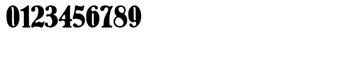 SG Bernhard Antique SH Bold Condensed Font OTHER CHARS