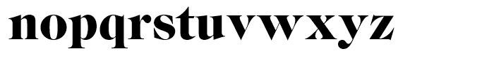 SG Caslon Graphique SH Regular Font LOWERCASE
