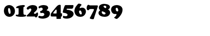 SG Cooper Black SH Regular Font OTHER CHARS