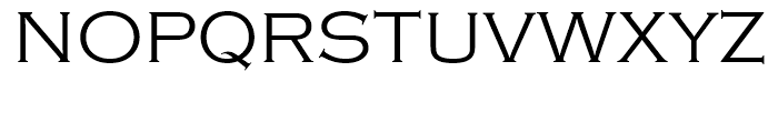 SG Copperplate SB Light Font UPPERCASE