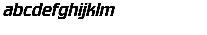 SG Crillee SH Italic Font LOWERCASE