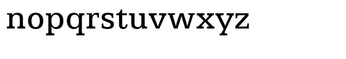SG Egyptian 505 SB Regular Font LOWERCASE