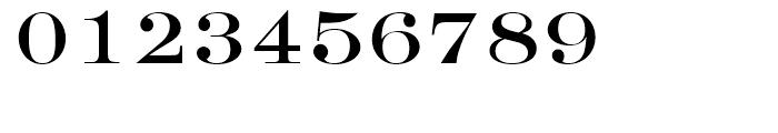 SG Engravers SB Regular Font OTHER CHARS