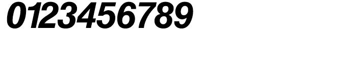 SG Europa Grotesk No 1 SH Medium Italic Font OTHER CHARS