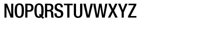 SG Europa Grotesk No 2 SH Medium Condensed Font UPPERCASE