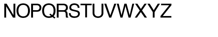 SG Europa Grotesk SH Regular Font UPPERCASE