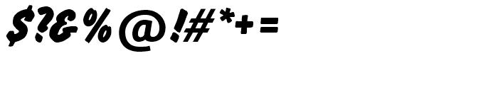 SG Flash SH Regular Font OTHER CHARS