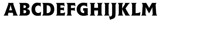 SG Flower SB Medium Font UPPERCASE