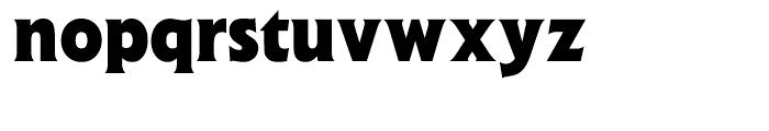 SG Flower SH Bold Font LOWERCASE