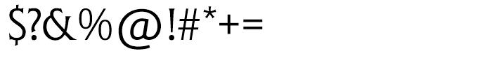 SG Flower SH Light Font OTHER CHARS